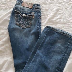 Mek Jeans bought from buckle boho